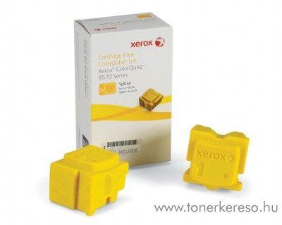 Xerox 8570 eredeti yellow dupla tintapatron csomag 108R00938 Xerox Colorqube 8570 lézernyomtatóhoz