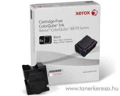Xerox 8870 eredeti black 6db-os tintapatron csomag 108R00961 Xerox ColorQube 8870 lézernyomtatóhoz