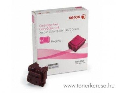 Xerox 8870 eredeti magenta 6db-os tintapatron csomag 108R00959