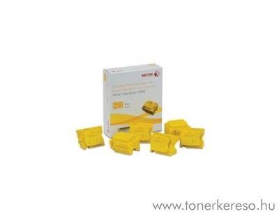 Xerox ColorQube 8900 6db eredeti yellow szilárdtinta 108R01024