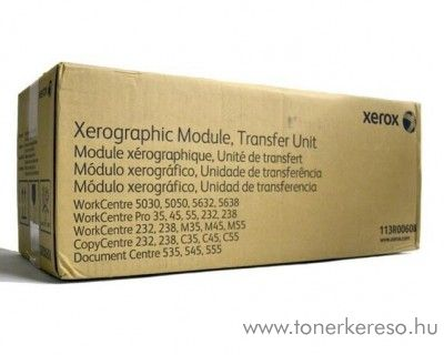 Xerox DC535 eredeti transfer unit 113R00608 Xerox WorkCentre 238 lézernyomtatóhoz