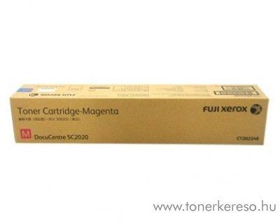 Xerox DocuCentre SC2020 eredeti magenta toner 006R01695