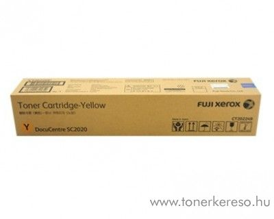 Xerox DocuCentre SC2020 eredeti yellow toner 006R01696
