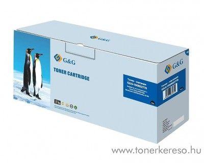 Xerox Phaser 3052/3260 utángyárott fekete toner GGX106R02778