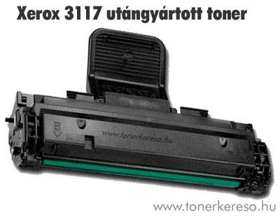 Xerox 3117 utángyártott/kompatibilis lézertoner fekete