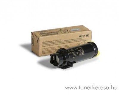 Xerox Phaser 6510 eredeti yellow toner 106R03483 Xerox WorkCentre 6515N lézernyomtatóhoz