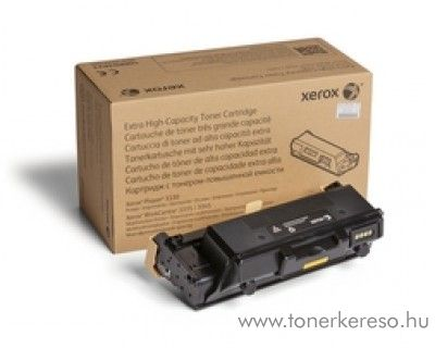 Xerox WorkCentre 3335/3345 eredeti black toner 106R03621