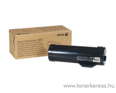 Xerox WorkCentre 3655 eredeti black toner 106R02741