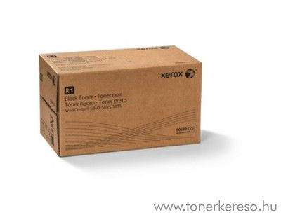Xerox WorkCentre 5845/5855 eredeti black toner 006R01551