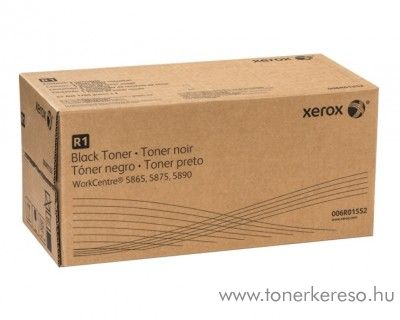 Xerox WorkCentre 5865/5875 eredeti black toner 006R01552